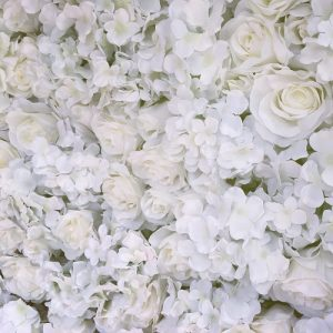 Le Decor Ivory Flower Wall